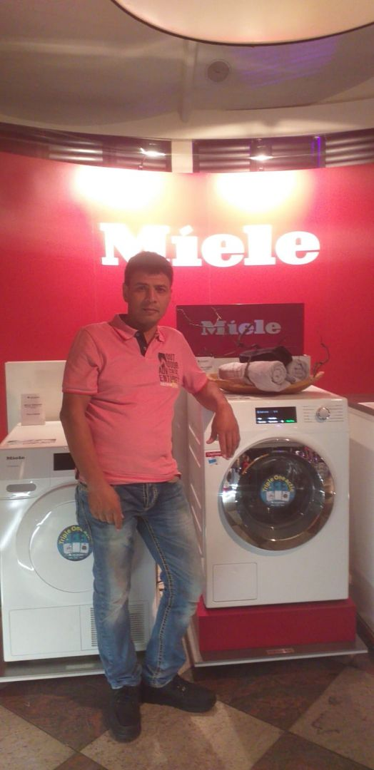 Wasmachine of droger laten makeen in Amersfoort